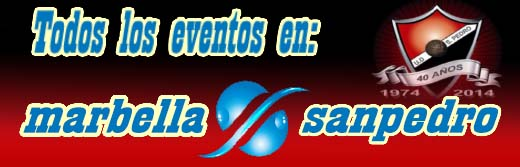 TODOS LOS EVENTOS DE MARBELLA Y SAN PEDRO DE ALCANTARA